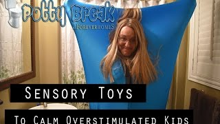 Potty Break, Episode 4 - Toys and tools to help calm kids with sensory issues