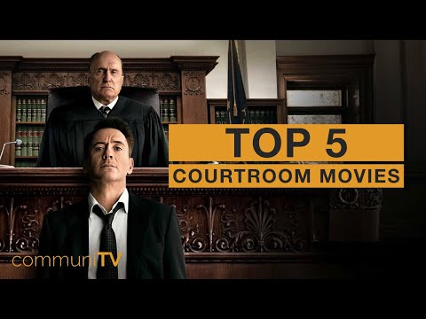 TOP 5: Courtroom Movies [modern]