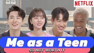So Not Worth It Cast as a Teen VS Now | Netflix