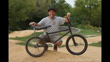Gary Craig Banana Seat Bike Check