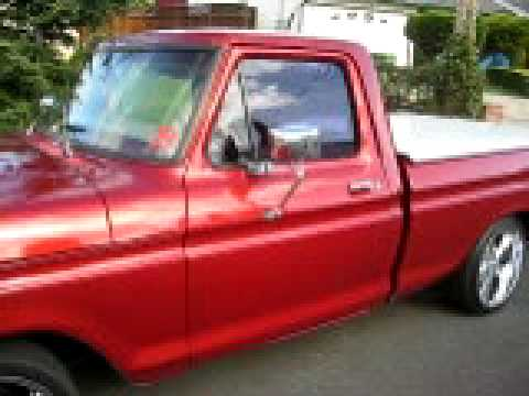 1979 Ford F100 Youtube