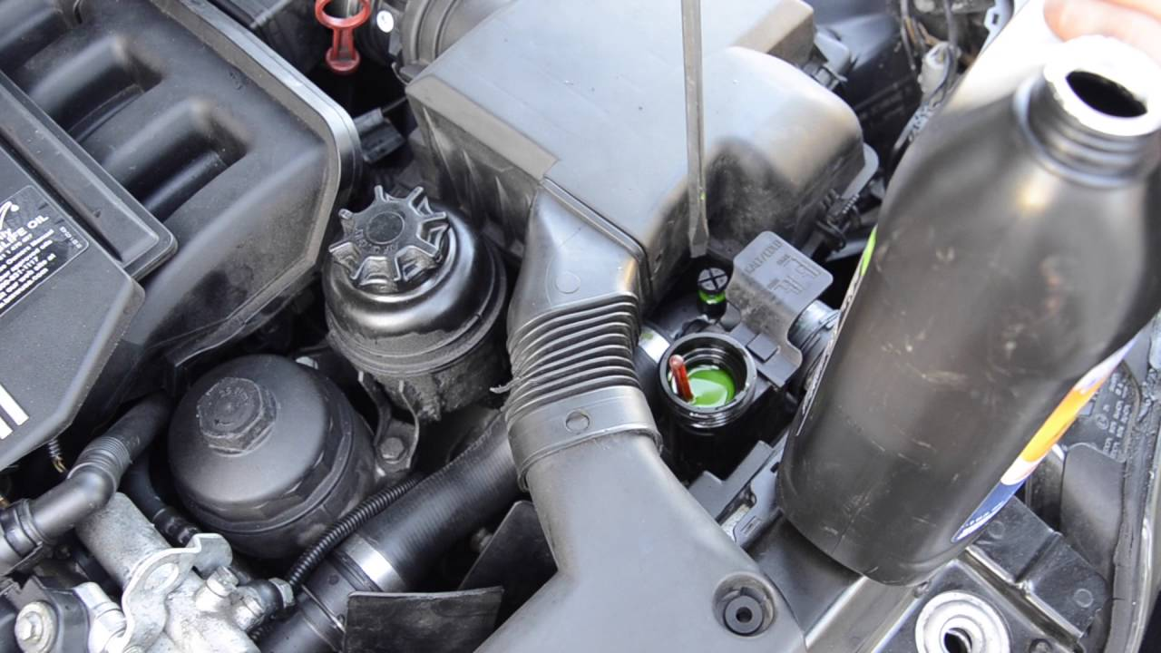 How To Bleed Cooling System On Bmw E46 Doovi