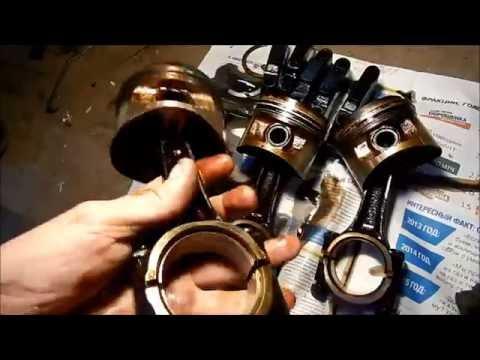 ВАЗ-21099. Капитальный ремонт двигателя.