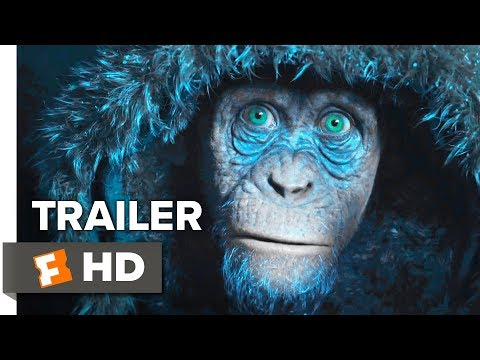 Thumbnail: War for the Planet of the Apes Trailer (2017) | 'Meeting Bad Ape' | Movieclips Trailers