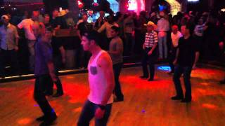 Line Dancing @ Round Up Saloon in Dallas, TX