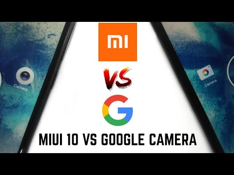 Google Camera Vs Miui 10 Stock Camera Ft Redmi Note 4!Which Camera App Is  Best