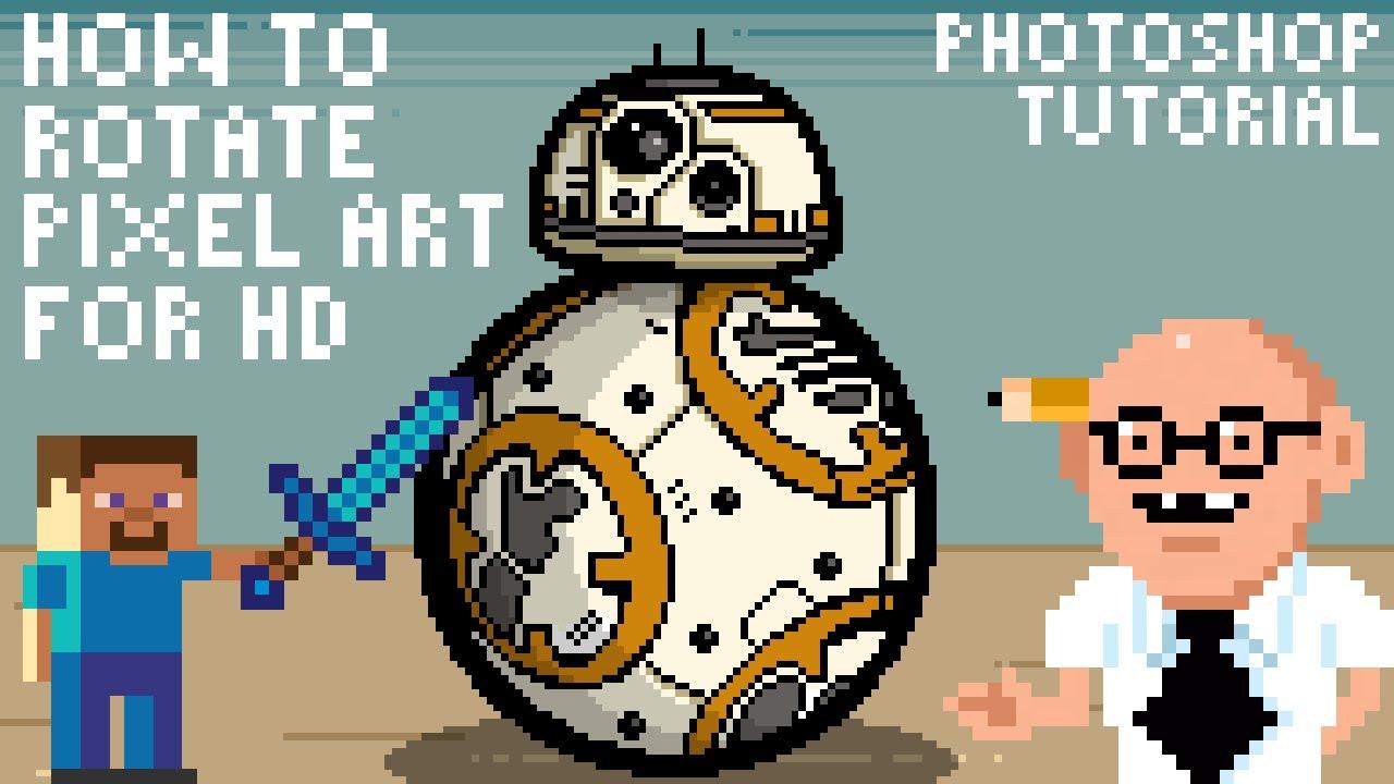 images?q=tbn:ANd9GcQh_l3eQ5xwiPy07kGEXjmjgmBKBRB7H2mRxCGhv1tFWg5c_mWT Pixel Art Tutorial Photoshop @koolgadgetz.com.info