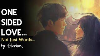 Download lagu  One Sided Love Hua Hai KabhiNot Just Words Shekhar s Poems ircle MP3