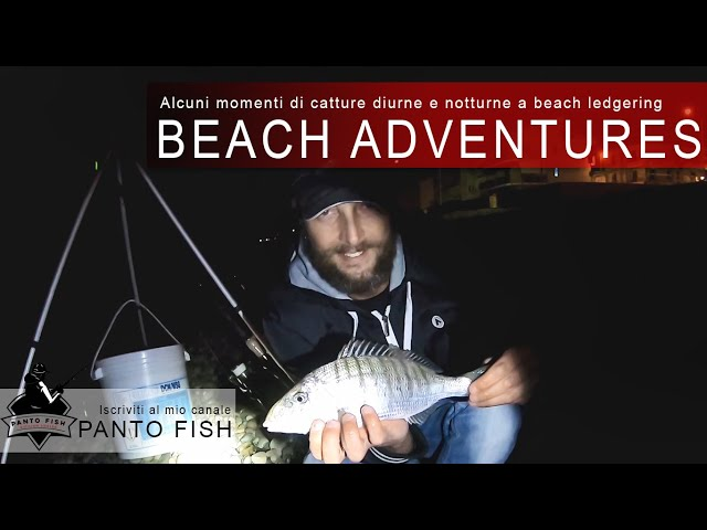 Beach Adventures - Sessione di pesca light con mare leggermente formato