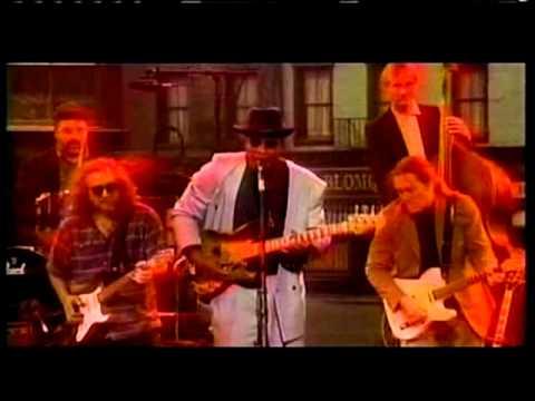 Big Bill Morganfield - I'm Your Hoochie Coochie Man.mpeg