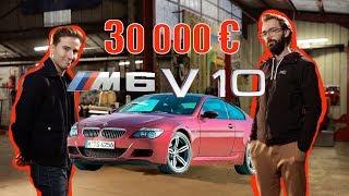 Le MEILLEUR V10 de L'HISTOIRE pour 30 000€ : VOUS DEVEZ L'ACHETER !!