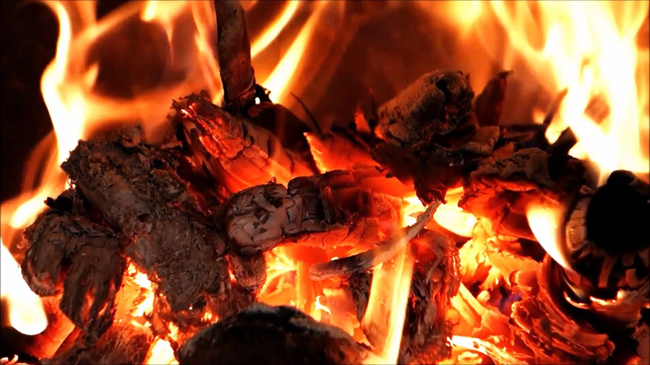 ✰ 8 HOURS ✰ Best Crackling Fireplace Full HD 1080p video ASMR ...