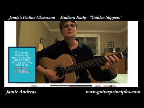 Jamie's Online Classroom: Kathy B. Plays