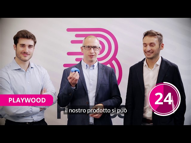 B Heroes 2 | Startup in un minuto | Playwood