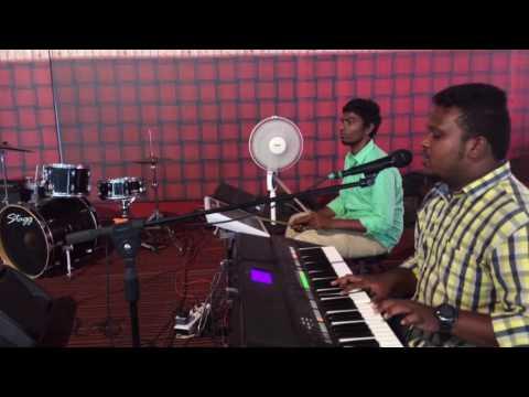 Neeve naa pranamu cover by Shalom Benhur Manda and Prashanth Yerra