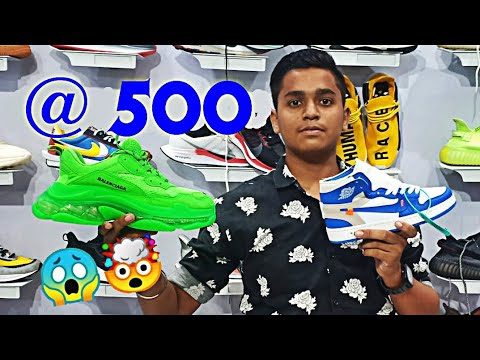Cheapest BALENCIAGA,NIKE,JORDANS,YEEZY 😱😱😱🤯 with box and bill 70-80% OFF