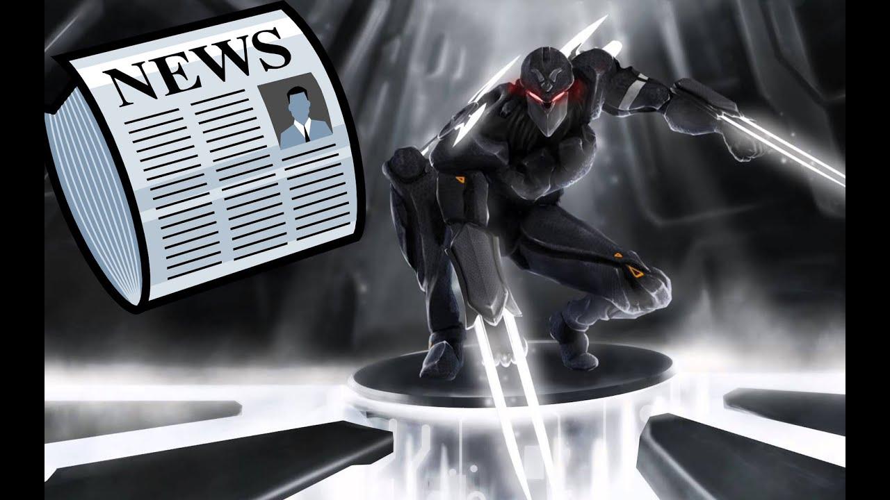 League of Legends News Ep. 05 - New Zed Skin Cyber Ninja ...  League of Legen...