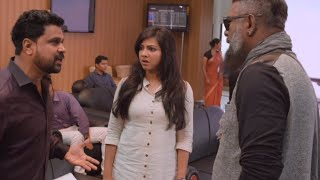 King Liar | Sathyan meets Anand Varmma for the first time  | Mazhavil Manorama