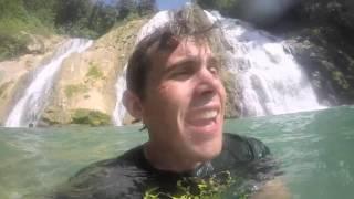 four natural waterfalls with no entrance fee bega falls agusan del sur