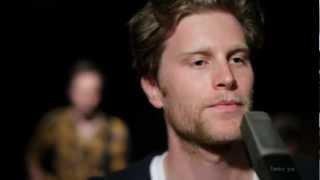 "The Lumineers - ""Big Parade"" - HearYa Live Session 4/13/12"