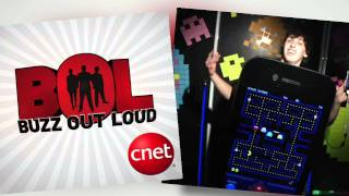 "CNET - Buzz Out Loud ""Working Apple iPhone 4 Costume"" - Episode 1340 10/29/10"