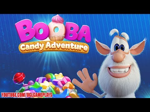 Booba Candy Adventure (by Pixie Lab) Android/iOS Gameplay
