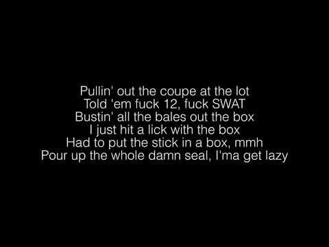 Roddy Rich- The Box Lyrics