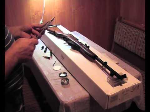 PCP винтовка ATAMAN M2R тактик тип 2 - YouTube