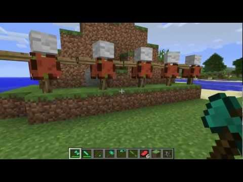 Mods Of Minecraft: Balkon's Weapons Mod
