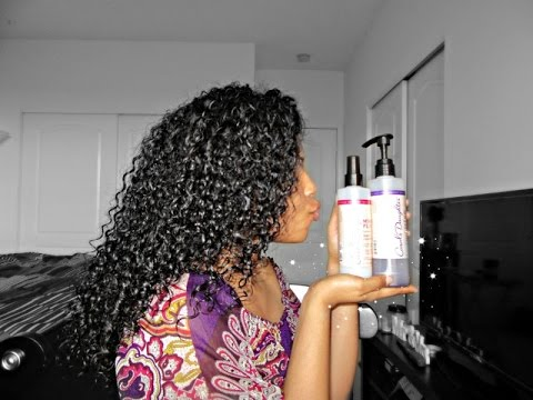 Natural Hair Routine | ft. Carol's Daughter | Wash & Go