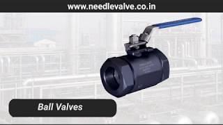 Needle Valve - High Pressure Needle Valve,  Needle Valve manufacturer