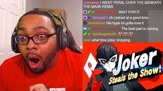 JOKER GAMEPLAY TRAILER REACTION!!! (Version 3.0)