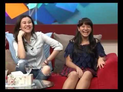 Amel Carla Pacaran Dengan Iqbaal CJR?