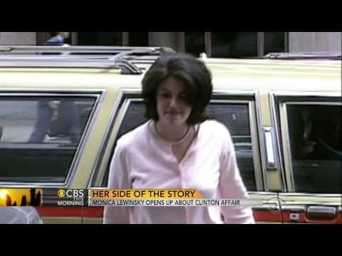 Monica Lewinsky opens up about Clinton affair in Vanity Fair