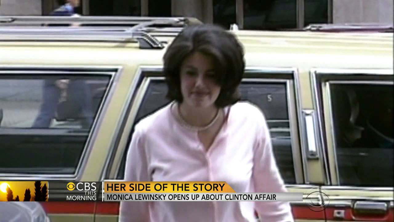Bill Clinton Claims He Violated Monica Lewinsky with Cigar to ...