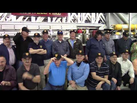 Roswell, Georgia Fire Department Ole Timers Dinner 2017