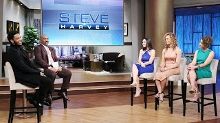 Steve helps Trey Songz find love! || STEVE HARVEY