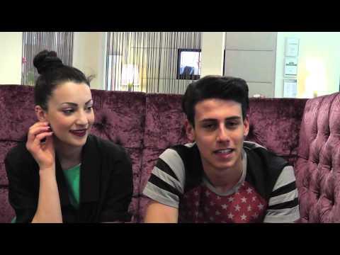 Reporting from Vienna: ESCNationTV talks to Anita Simoncini & Michele Perniola from San Marino