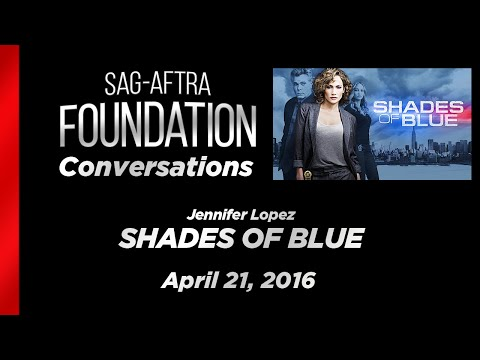 Conversations with Jennifer Lopez of SHADES OF BLUE