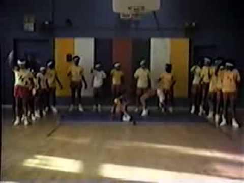 Castle Hill CC Circus 1987
