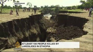 Al Jazeera: Floods And Landslides Wreak Havoc In Ethiopia