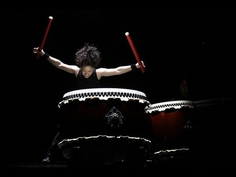 Yamato conquering Zagreb [JAPANESE DRUMMERS]