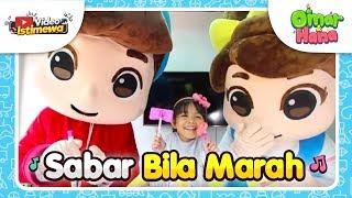Gambar cover Omar & Hana | Video Istimewa | Sabar Bila Marah