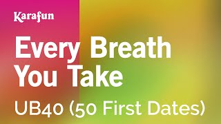 Karaoke Every Breath You Take - UB40 *