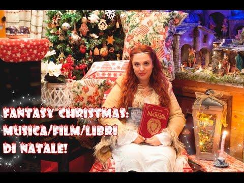 Fantasy Christmas: Musica /Film/ Libri di Natale!