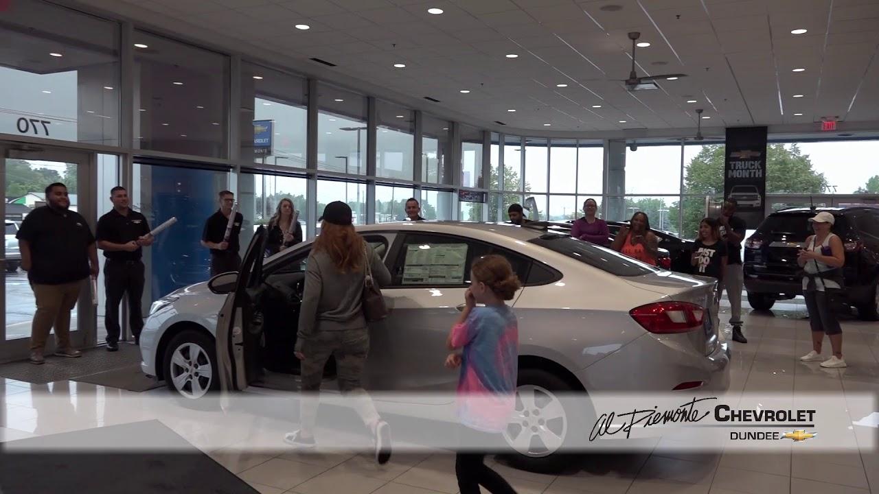 Al Piemonte Chevy >> Al Piemonte Chevy Gives Away A Car