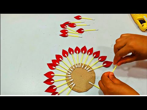 wall-hanging-crafts-ideas-for-home-decoration-|-paper-wall-decor-|-easy-home-decor-ideas