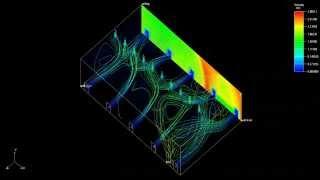 видео Воздухораспределение в помещениях