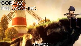 Gorillaz - Feel Good INC. (Lyrics) By SongLyricsHD