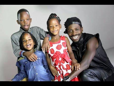 Love Story - Bobi Wine & Barbie Kyagulanyi   Ghetto Series 2015